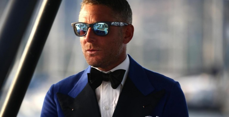 Lapo Elkann arriving at Leonardo DiCaprio's annual foundation dinner in Saint Tropez, France, July 20, 2016. Photo by ABACAPRESS.COM laPresse Only italyParty del Leonardo DiCaprio's Annual Foundation Dinner a St Tropez556094
